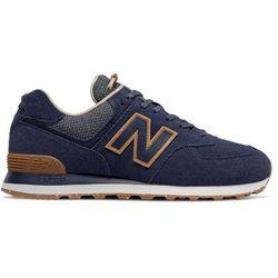 New Balance Sneakersy ML574SOH Granatowy
