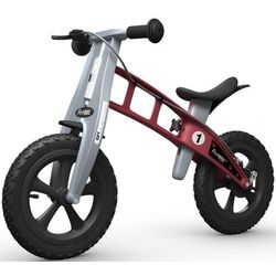 First BIKE rowerek biegowy Cross Red