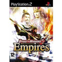Dynasty Warriors 5 Empires - Sony (PS2)