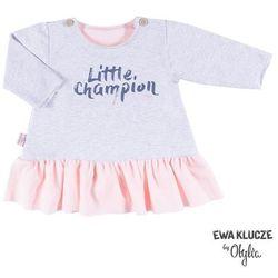 Ewa Klucze by Otylia Sukienka Little Champion dres Girl 68-104