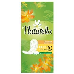 Wkładki higieniczne Naturella Calendula Tenderness Normal (20 sztuk)