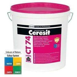Tynk silikonowy CERESIT CT74 1,5mm 25kg CALIFORNIA 1