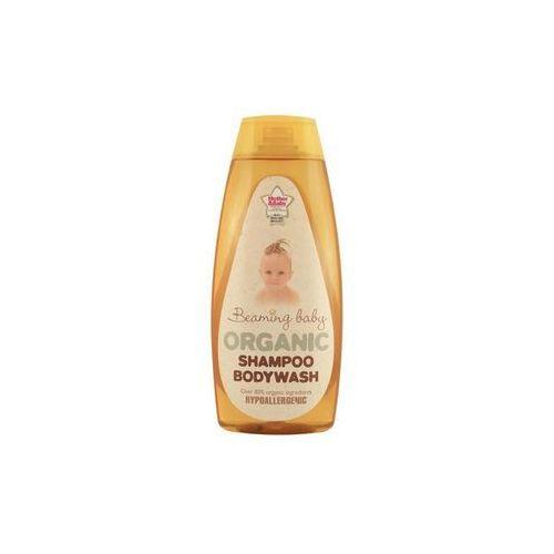 Kosmetyki do kąpieli dla dzieci, BEAMING BABY Hypoalergiczny Żel do Mycia Ciała i Włosów dla dzieci i niemowląt 250ml