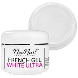 Żel French biały-ultra basic 5ml