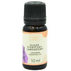 Nature queen olejek eteryczny lawendowy relaksuje, łagodzi łupież i stymuluje porost włosów 10ml
