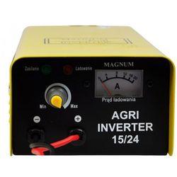 Prostownik inwerterowy AGRI 15 3-10A (30-200Ah) 24V Magnum **Zarejestruj się w sklepie i zyskaj do 15% RABATU!**