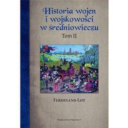Historia wojen i wojskowości w średniowieczu tom I (opr. twarda)