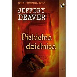 Piekielna dzielnica - Jeffery Deaver (opr. miękka)