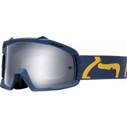 GOGLE FOX JUNIOR AIR SPACE RACE NAVY/YELLOW/ CLEAR
