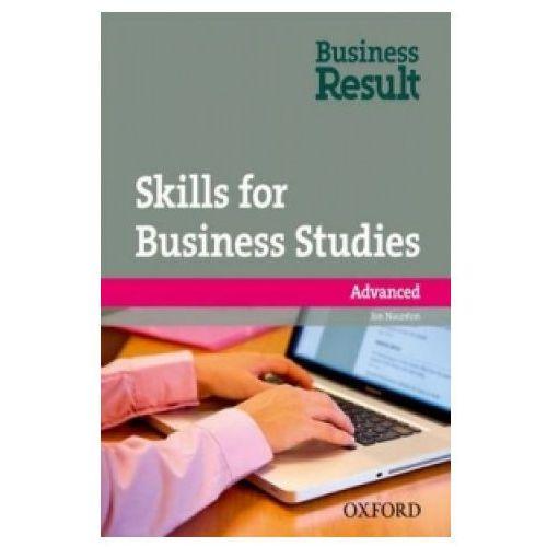 Książki do nauki języka, Business Result Advanced Podręcznik + Dvd + Skills Workbook (opr. miękka)