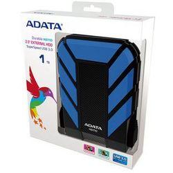 """DashDrive Durable HD710 1TB 2.5"""" USB3.0 niebieski, wodoodporny, odporny na wstrząsy"""