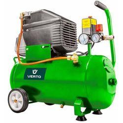 Kompresor olejowy VERTO 73K002 24 litry