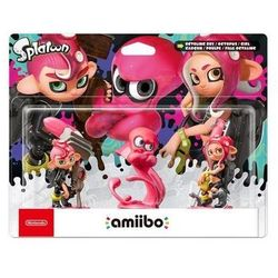 Nintendo Amiibo Octoling Girl - Boy - Octopus - 3 in 1 - Akcesoria do konsoli do gier - Nintendo Switch