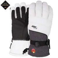 Odzież do sportów zimowych, rękawice POW - Ws Falon GTX Glove White (B4BC) (Short) (WH) rozmiar: XS
