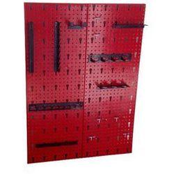 Tablica warsztatowa blaszana 450x630x15 mm