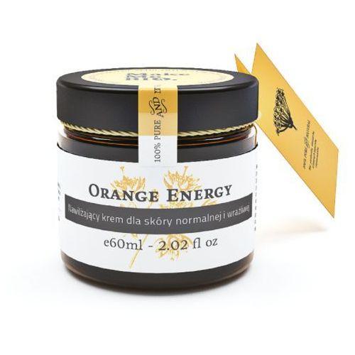 Kremy uniwersalne, Orange Energy Nawilżający krem do cery normalnej - 60ml