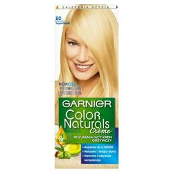 Rozjaśniacz Garnier Color Naturals E0 Super blond