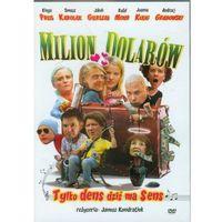 Filmy komediowe, Milion dolarów (DVD) - Janusz Kondratiuk, Dominik W. Rettinger