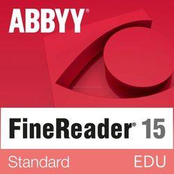 EDU - ABBYY FineReader 15 Standard (pojedynczy użytkownik) licencja wieczysta - Certyfikaty Rzetelna Firma i Adobe Gold Reseller