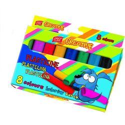 Plastelina 8 Kolorów