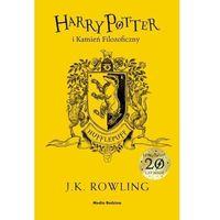 Literatura młodzieżowa, Harry Potter i kamień filozoficzny. Hufflepuff (opr. miękka)