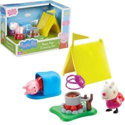 Peppa Zestaw Kemping + Figurki - TM Toys