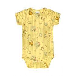 Body niemowlęce żółte 6T39A4 Oferta ważna tylko do 2023-08-19