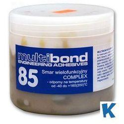 MULTIBOND-85 - Mineralny smar do łożysk z dodatkiem mydła litowego
