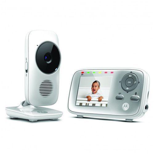 Nianie elektroniczne, Motorola Niania elektroniczna MBP 483 PSD