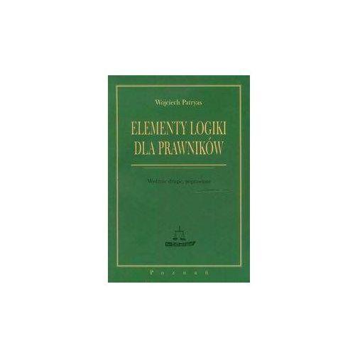 Biblioteka biznesu, Elementy logiki dla prawników (opr. miękka)