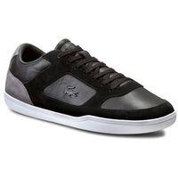 Męskie obuwie sportowe, Sneakersy LACOSTE - Court-Minimal 316 1 7-32CAM0053024 Blk