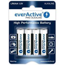 Bateria EVERACTIVE Pro Alkaline LR6/AA (4 szt.)