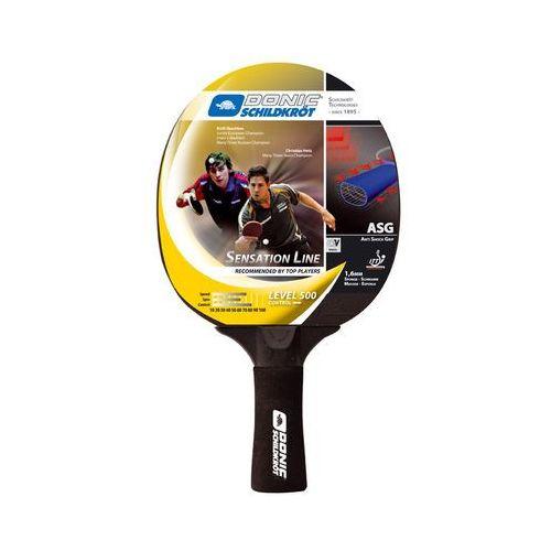 Tenis stołowy, Rakietka DONIC SENSATION 500
