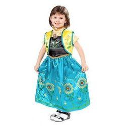 Kostium Księżniczka Anna - 7-8 lat