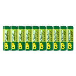 GP baterie Greencell Carbon Zinc AA, 10 szt - BEZPŁATNY ODBIÓR: WROCŁAW!