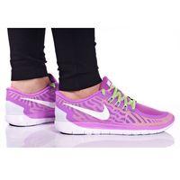 Damskie obuwie sportowe, BUTY NIKE FREE 5.0 (GS) 725114-500