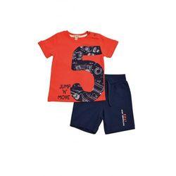 Komplet chłopięcy koszulka+spoden 5P36C7 Oferta ważna tylko do 2023-07-23