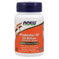 NOW Foods Probiotyk -10™ 100 kaps