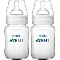 Butelki do karmienia, Avent Butelki Classic+ 260 ml (PP), 2 szt. - BEZPŁATNY ODBIÓR: WROCŁAW!