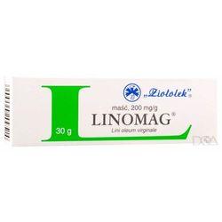 LINOMAG 20% maść 30g