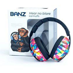Słuchawki ochronne nauszniki dzieci 0-3lat BANZ - Prism