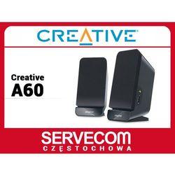 Głośniki Creative Inspire A60 2.0