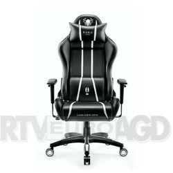 Fotel DIABLO CHAIRS X-One 2.0 Kids Czarno-biały DARMOWY TRANSPORT