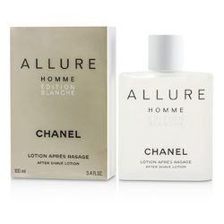 CHANEL - Allure Homme Edition Blanche After shave AFT 100 ml Dla Panów