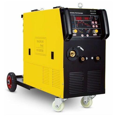 Migomaty i półautomaty spawalnicze, Półautomat spawalniczy Magnum MIG 350 Dual Puls Synergia