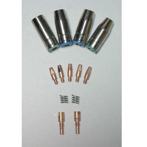 Akcesoria spawalnicze, KOMPLETDO UCHWYTU MB 25(KOŃCÓWKA PRĄDOWA ø 1,2)