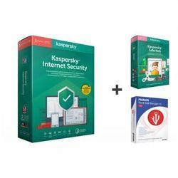 Kaspersky Internet Security + SafeKids + Hard Disk Manager Program KASPERSKY LAB