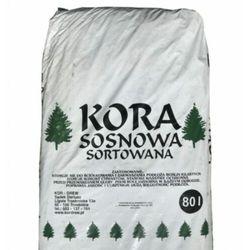 Kora Sosnowa Sortowana 80L