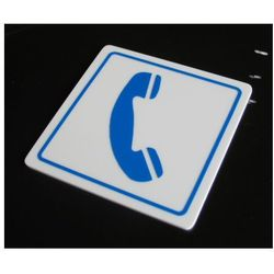 Piktogram, Symbol, Znak - Telefon