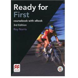 Ready for First (3rd edition) Książka ucznia + kod (bez klucza) + eBook